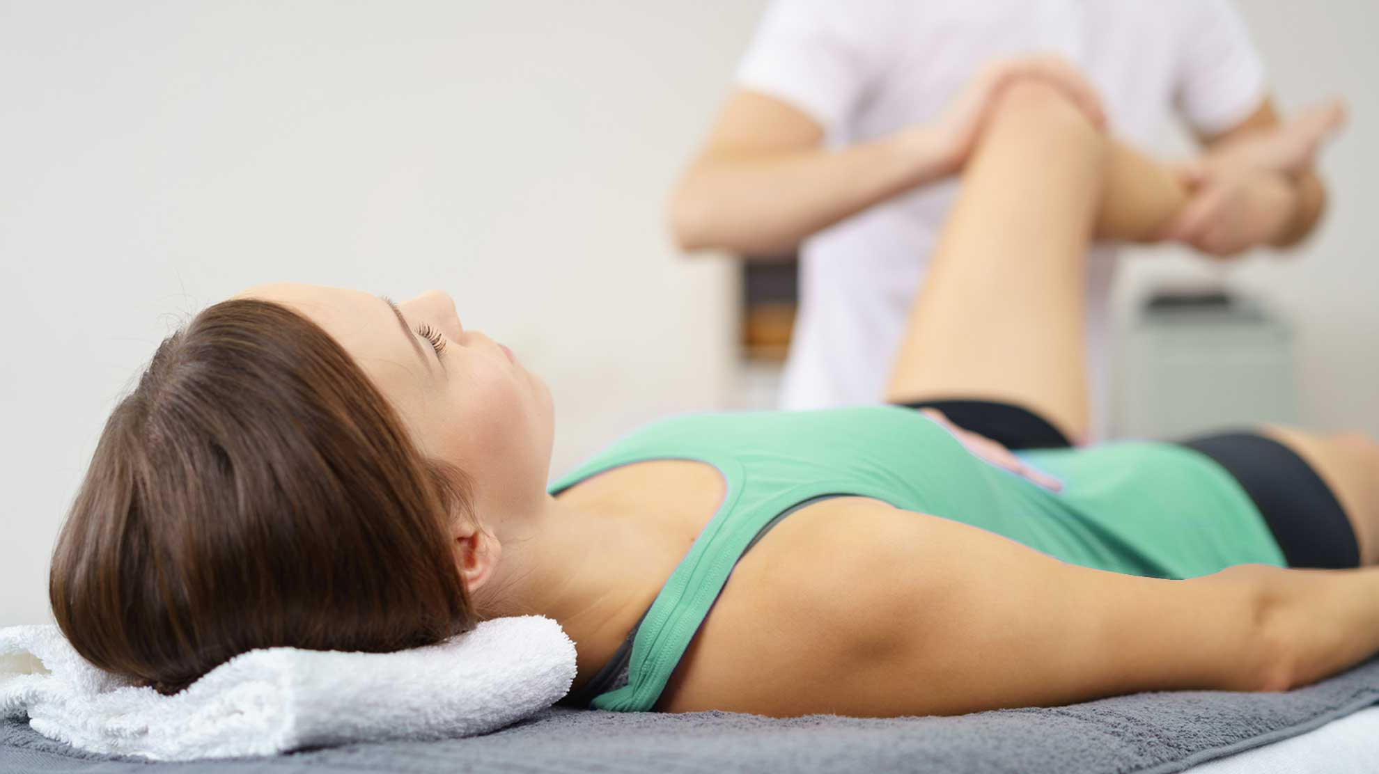 Physiotherapie Osteopathie Krankengymnastik Massage